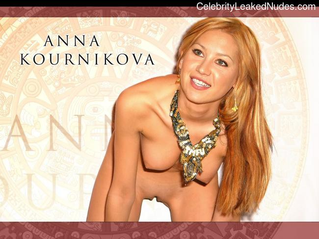 Naked celebrity picture Anna Kournikova 18 pic
