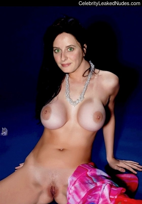 Anne Decis celebrity naked
