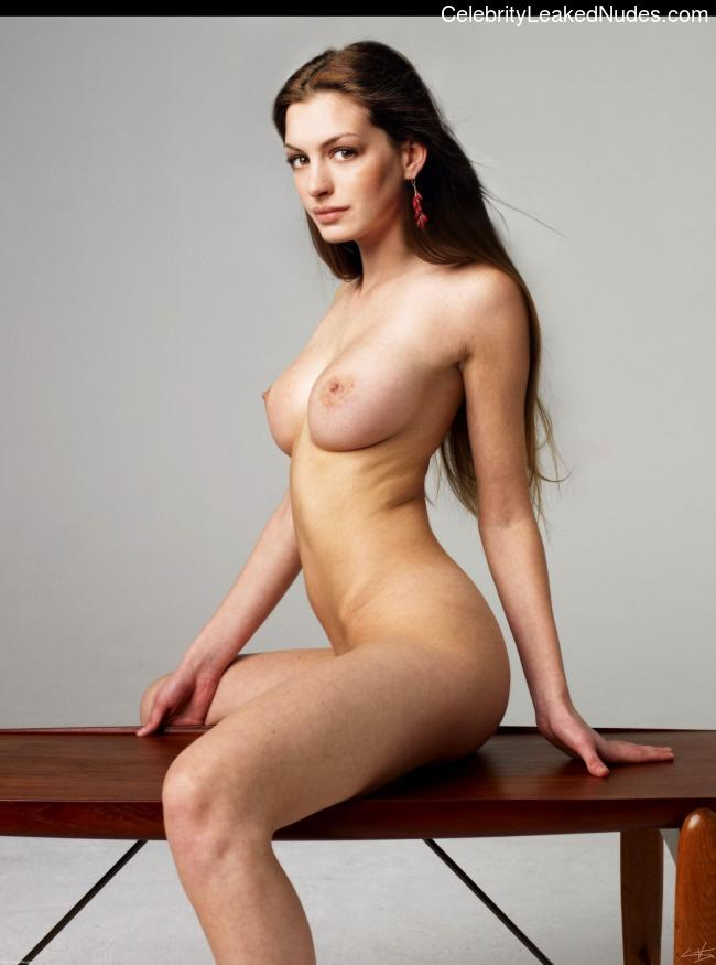 Best Celebrity Nude Anne Hathaway 17 pic