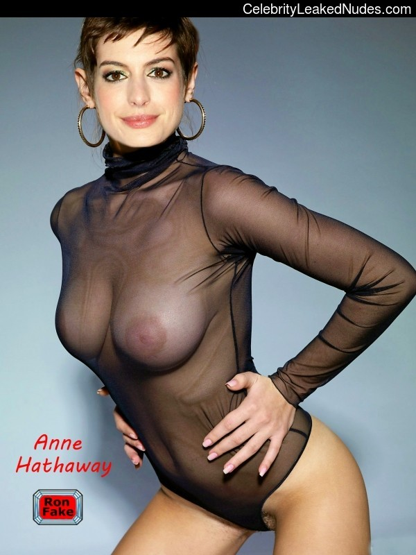 Best Celebrity Nude Anne Hathaway 4 pic