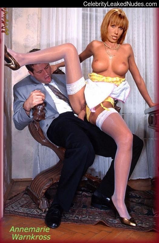 Celeb Nude Annemarie Warnkross 27 pic