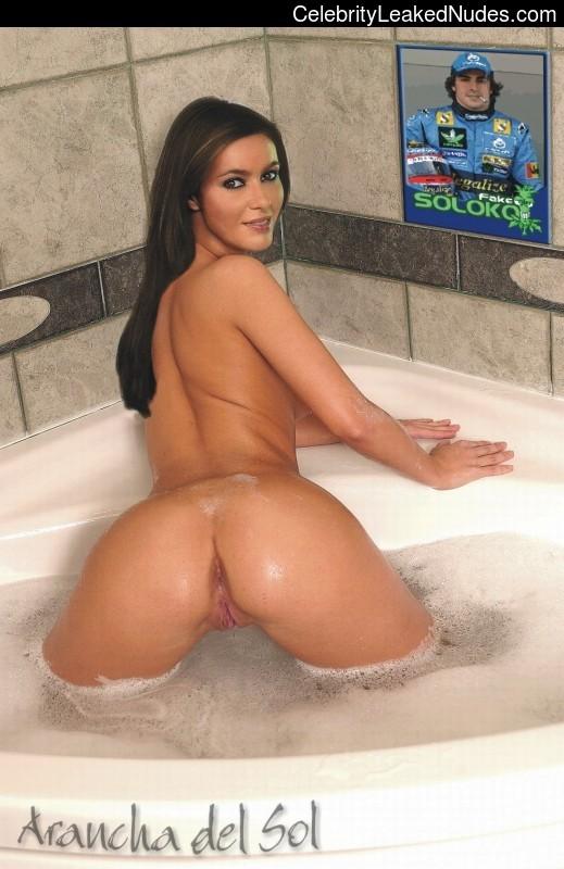 Arancha Del Sol celebrity naked pics