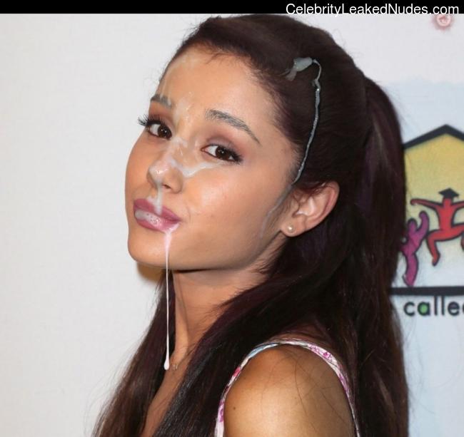 Celeb Nude Ariana Grande 1 pic