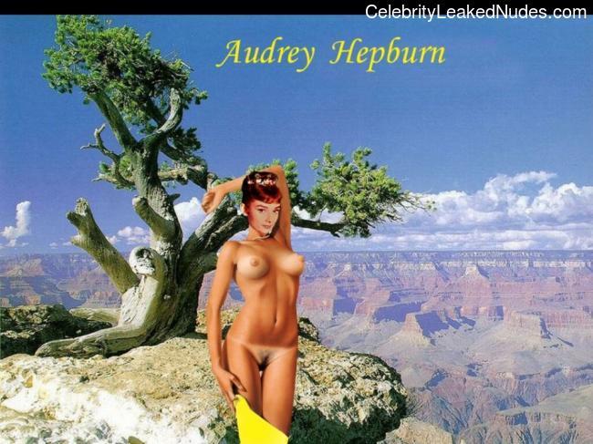 Audrey Hepburn nude celebrity pictures