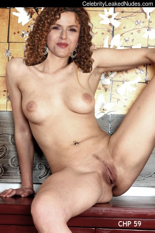 sex Bernadette tape peters