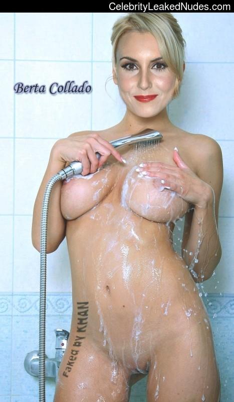 Hot Naked Celeb Berta Collado 25 pic