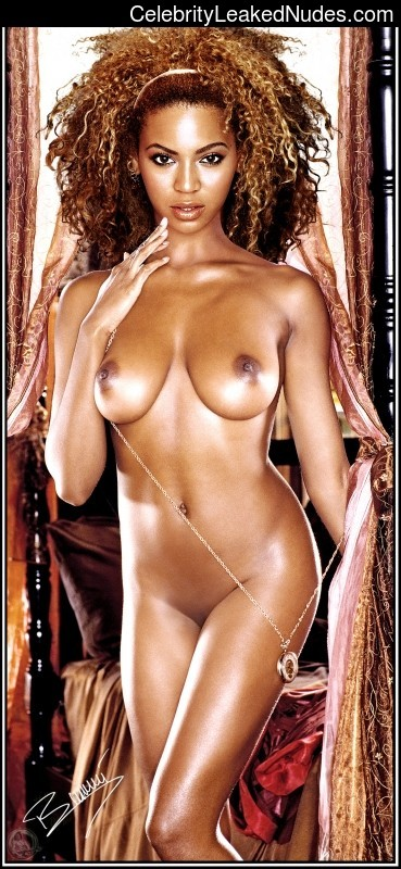 What excellent nude beyonce knowles