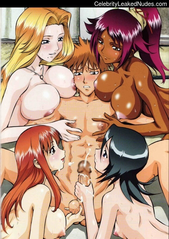 Nude Celeb Bleach 28 pic