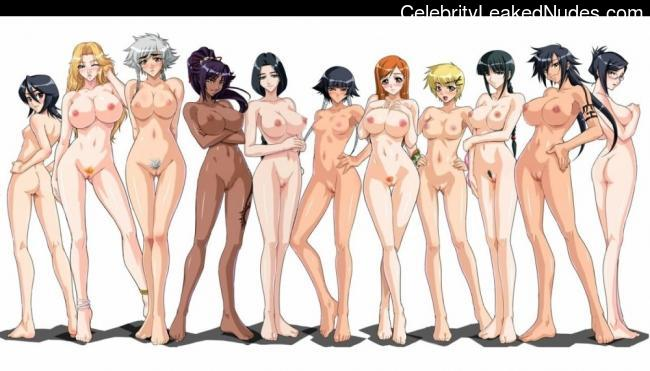 Celebrity Naked Bleach 4 pic