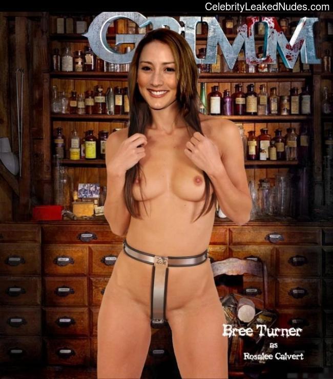 Bree Turner celeb nude