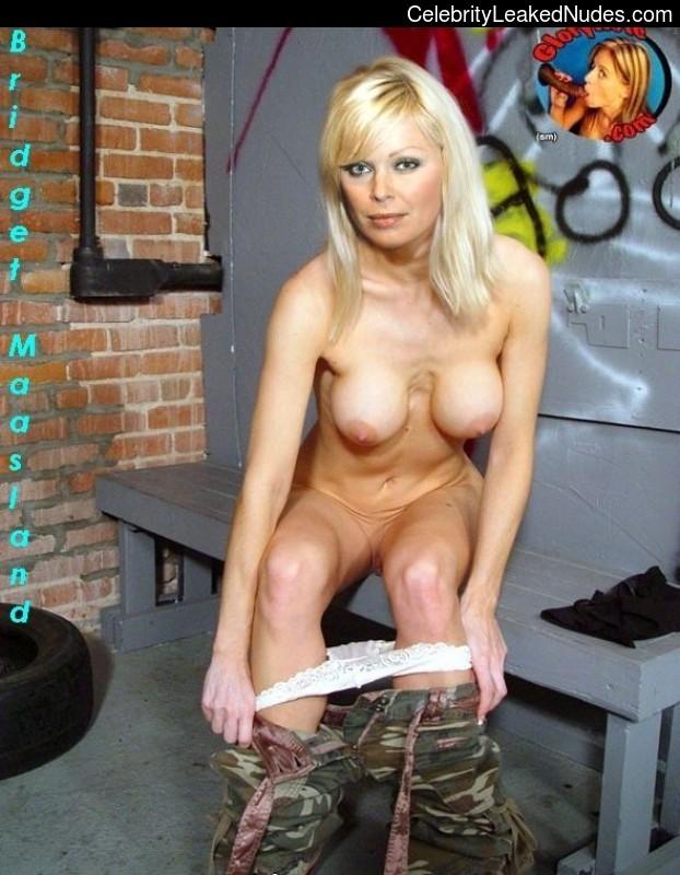 Naked Celebrity Bridget Maasland 9 pic