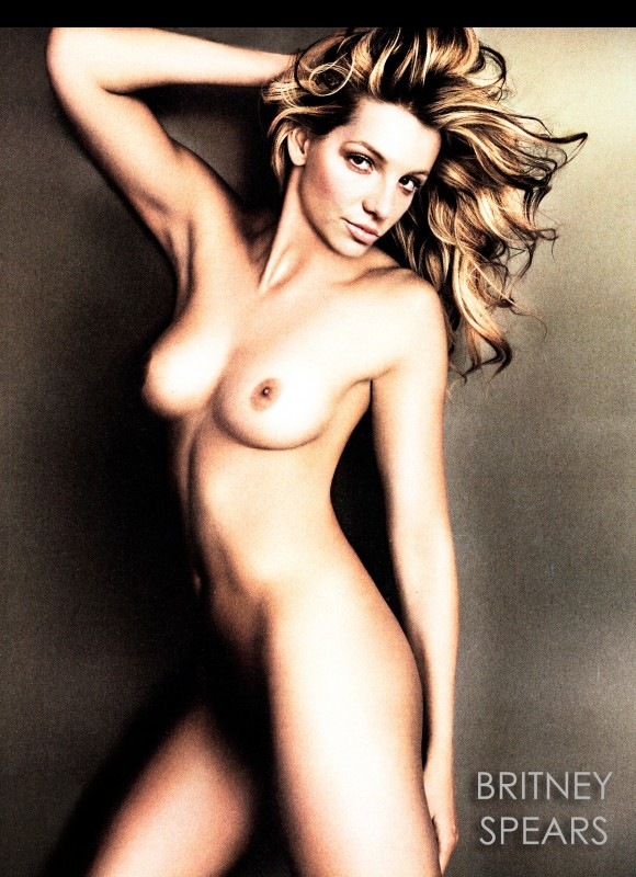 Celeb Nude Britney Spears 4 pic