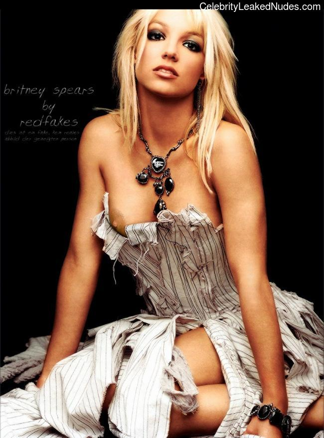 Celebrity Naked Britney Spears 21 pic