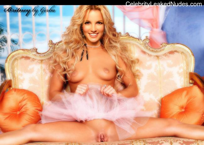 Naked Celebrity Pic Britney Spears 13 pic