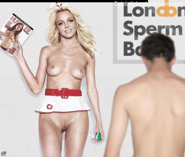 Hot Naked Celeb Britney Spears 7 pic