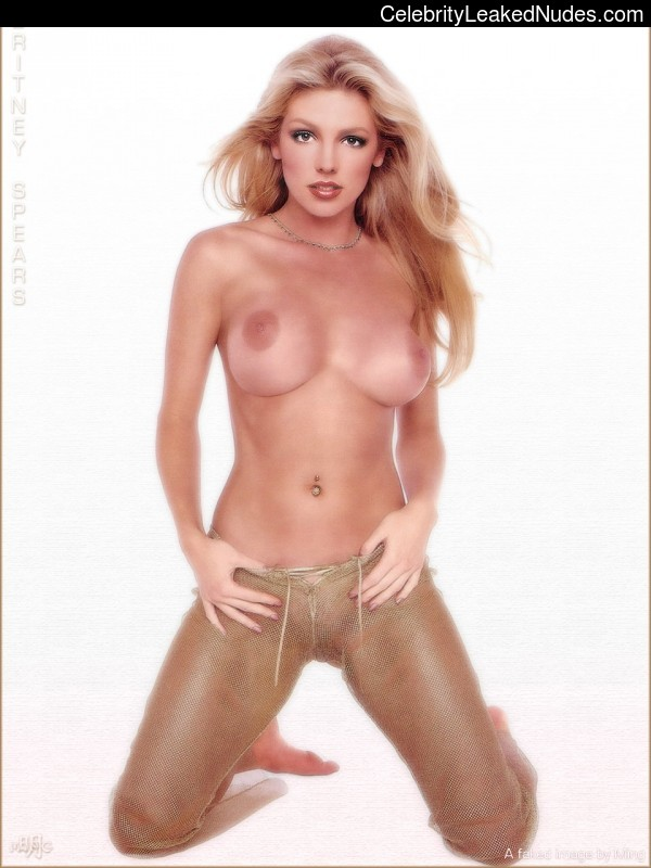nude celebrities Britney Spears 14 pic