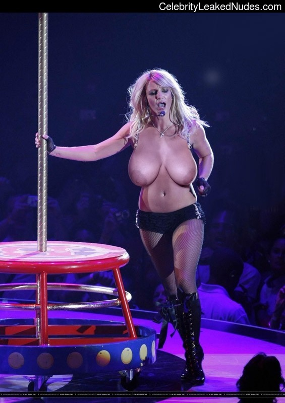 Free nude Celebrity Britney Spears 7 pic