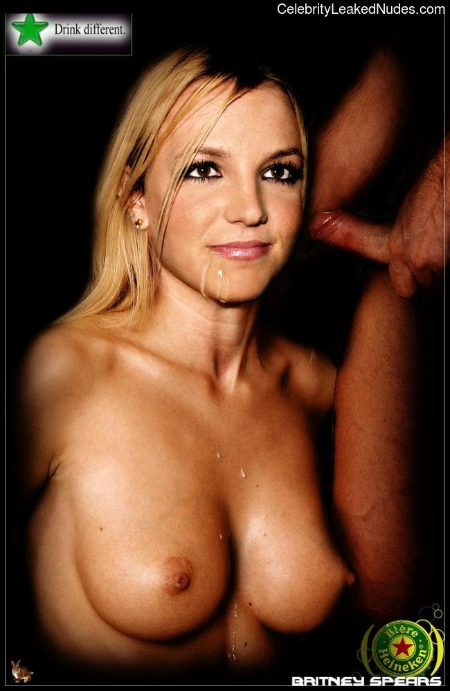 Famous Nude Britney Spears 30 pic