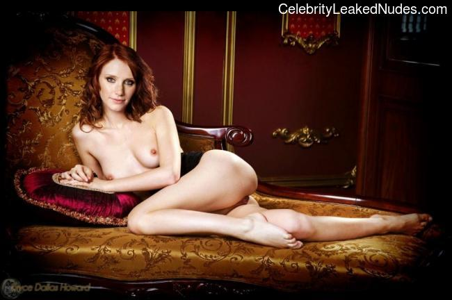 Bryce Dallas Howard nude celeb pics