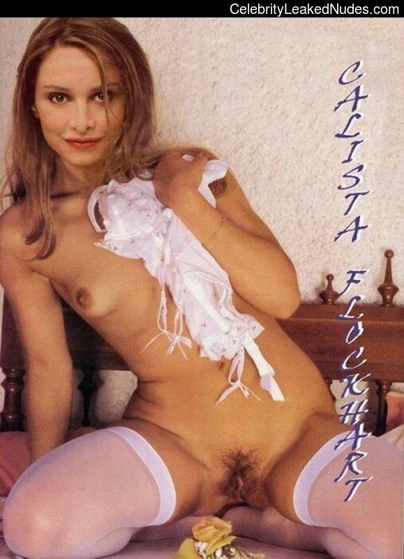 Ally mcbeal nude