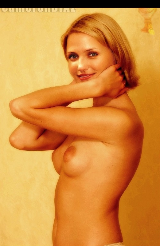 Cameron Diaz celebrities naked