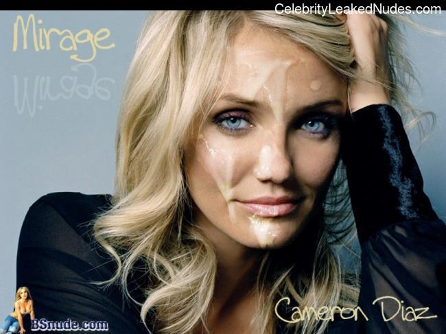 Real Celebrity Nude Cameron Diaz 12 pic