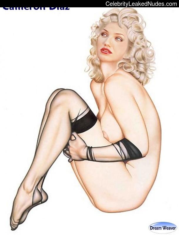 Nude Celeb Pic Cameron Diaz 28 pic