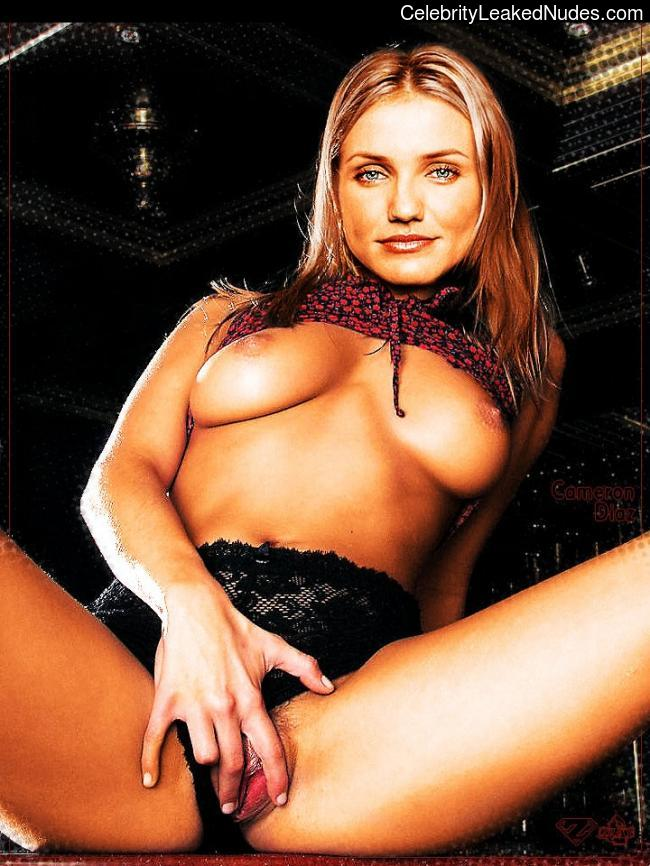 Cameron Diaz naked celebrities