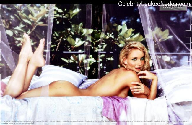 Celebrity Nude Pic Cameron Diaz 11 pic