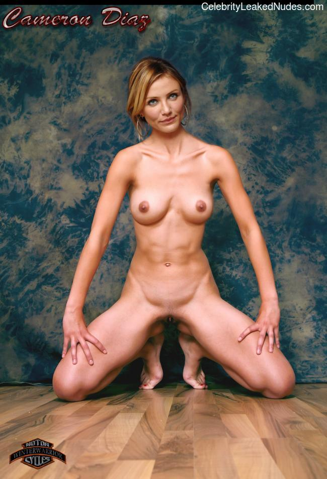 Real Celebrity Nude Cameron Diaz 11 pic