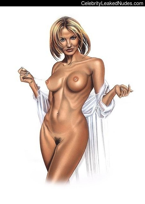 Cameron Diaz nude celebrity pictures