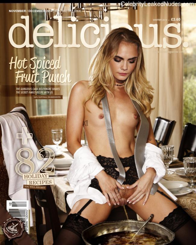 Cara Delevingne celebrities naked