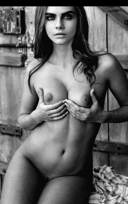 Cara Delevingne naked celebrities