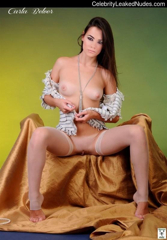 Carla Belver nude celebs