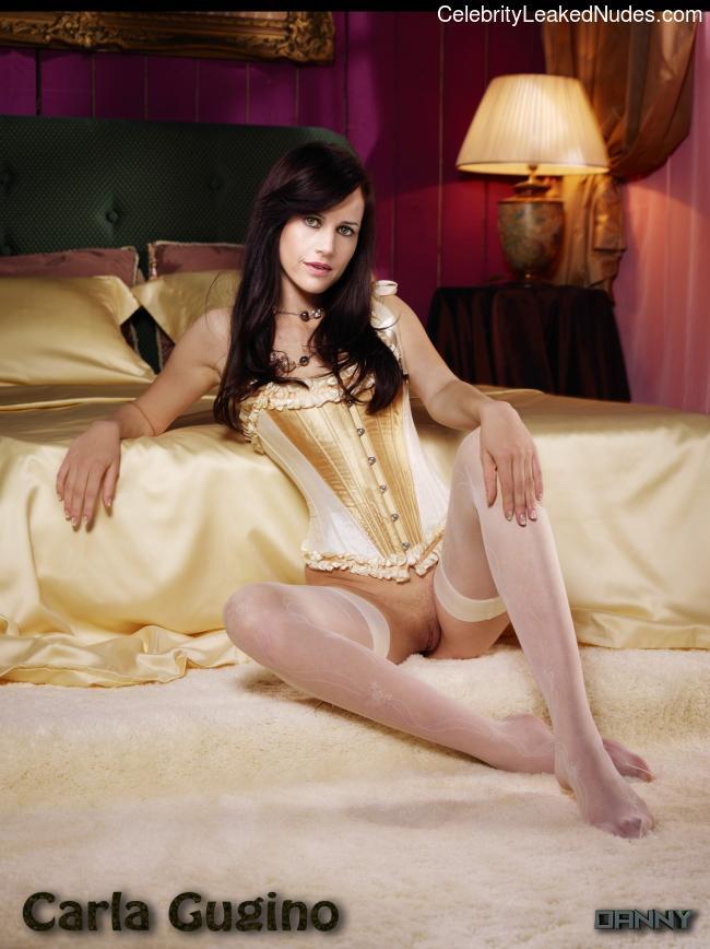 Carla Gugino celebs nude