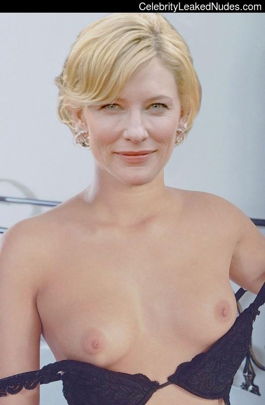 Cate Blanchett naked celebrities