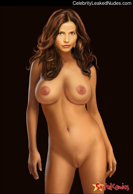 Naked Celebrity Pic Charisma Carpenter 5 pic