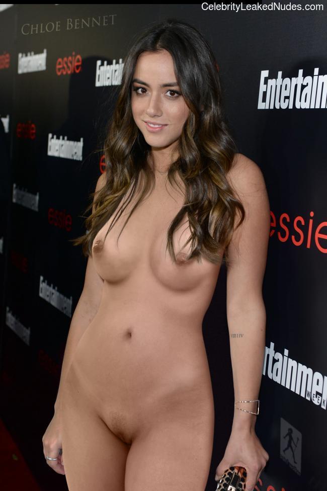 Chloe Bennet naked