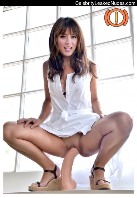 fake nude celebs Chloe Bennet 2 pic