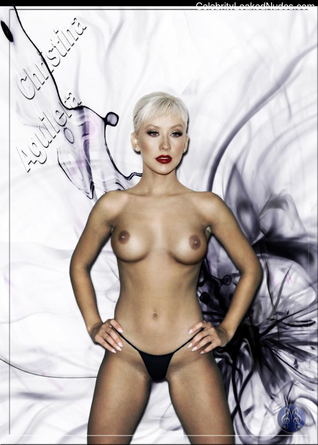 Nude Celebrity Picture Christina Aguilera 4 pic