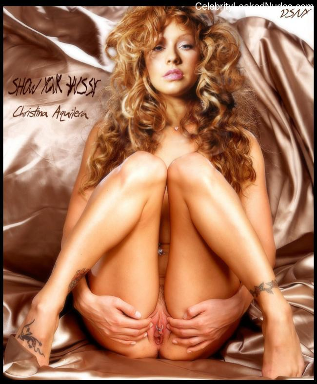 Naked Celebrity Pic Christina Aguilera 22 pic