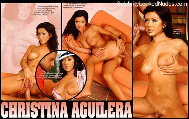 Free nude Celebrity Christina Aguilera 30 pic
