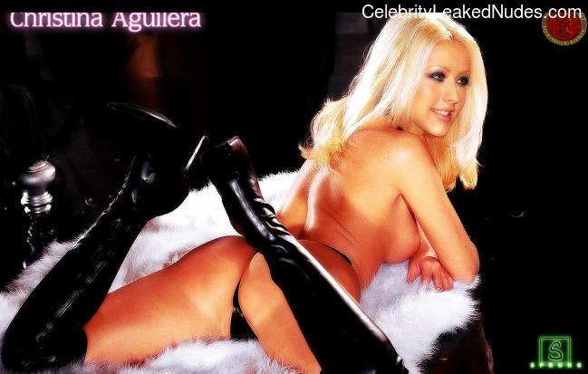 Nude Celeb Christina Aguilera 11 pic
