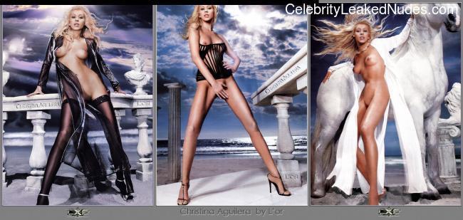 Nude Celeb Pic Christina Aguilera 30 pic