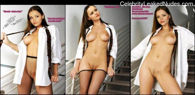 Famous Nude Christina Ricci 24 pic