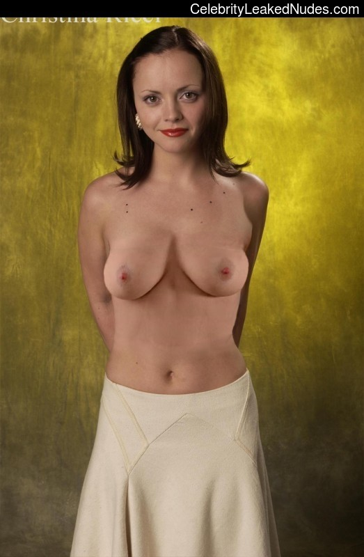Nude Celeb Christina Ricci 19 pic
