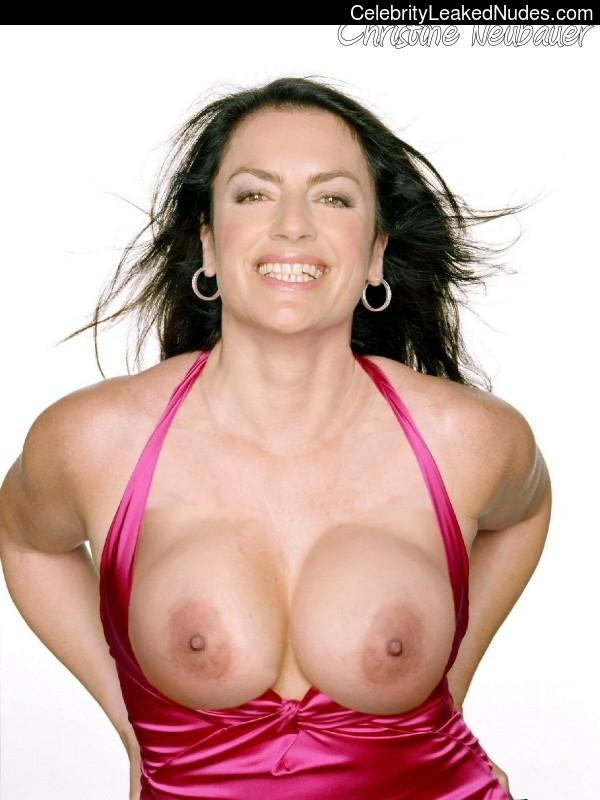 naked Christine Neubauer 11 pic