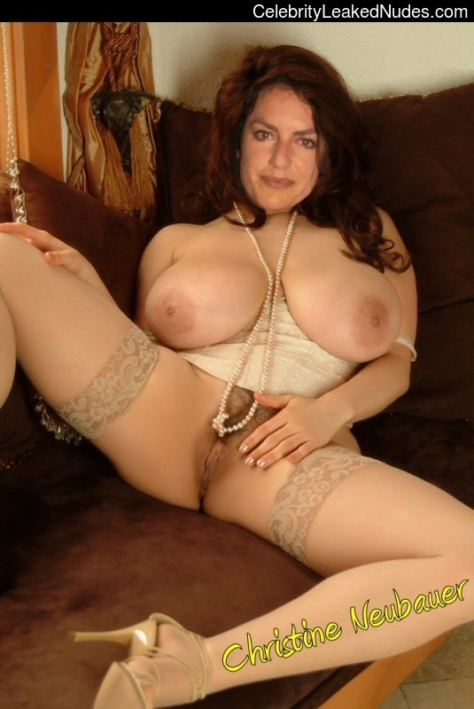 naked Christine Neubauer 16 pic