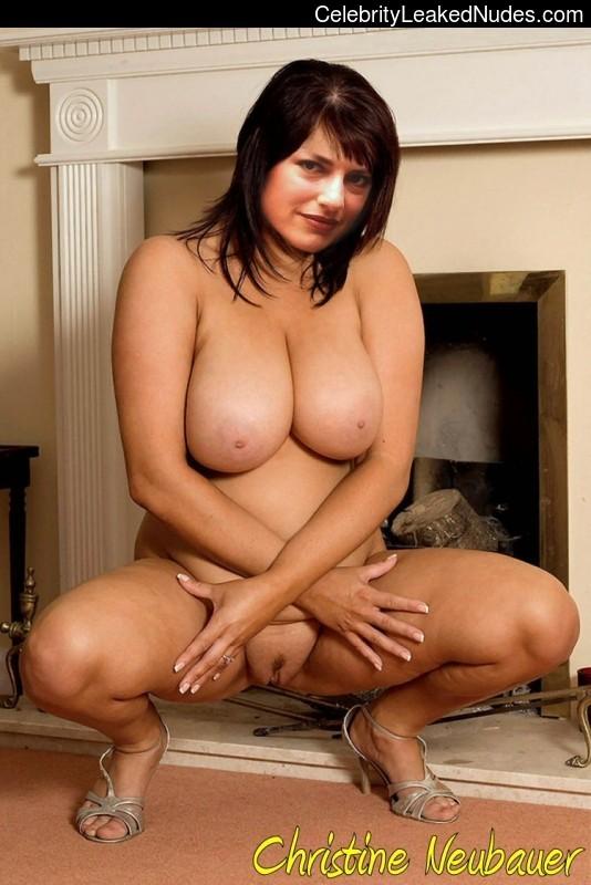 fake nude celebs Christine Neubauer 22 pic