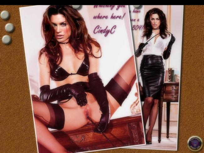 Cindy Crawford naked celebrity pics